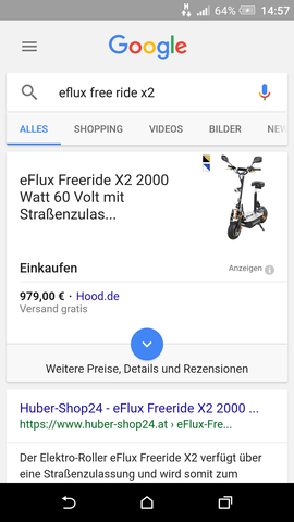 - (Roller, Auto und Motorrad, elektro)