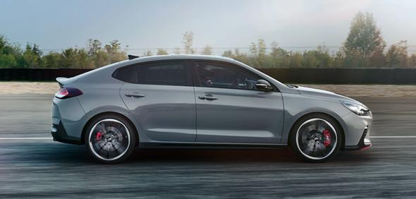 Was haltet ihr von Hyundai i30 N Fastback?
