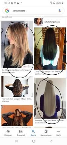 Was haltet ihr von Jungs mit sehr langen haaren?