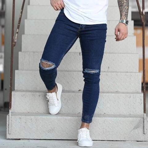 Was haltet Ihr von Männern die Enge Hosen anziehen?