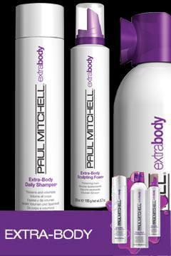 Extra Body - Die ganze Serie ;)  - (Haare, Pflege, Shampoo)