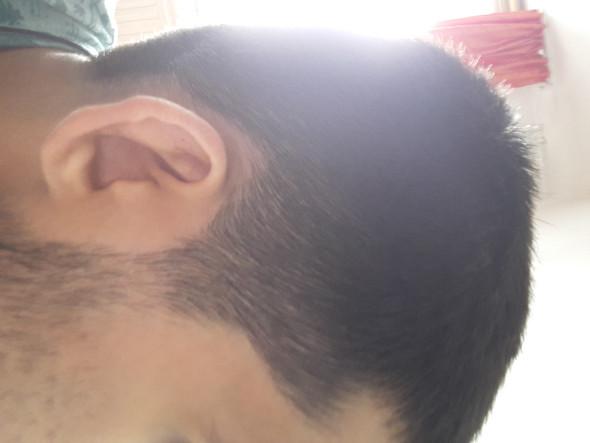 Frisuren männer segelohren Geliebten Frisuren