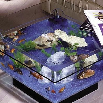 was haltet ihr von so einem aquarium tisch tiere fische m bel. Black Bedroom Furniture Sets. Home Design Ideas