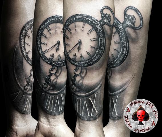 Tattoo1 - (Tattoo, Unterarm)