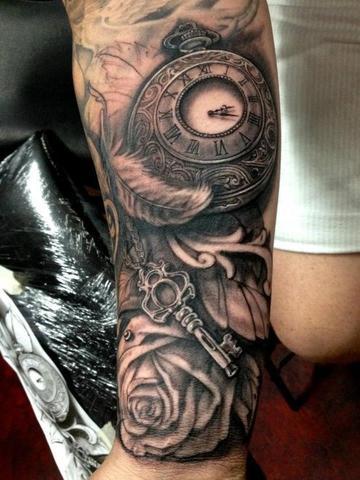 tattoo3 - (Tattoo, Unterarm)