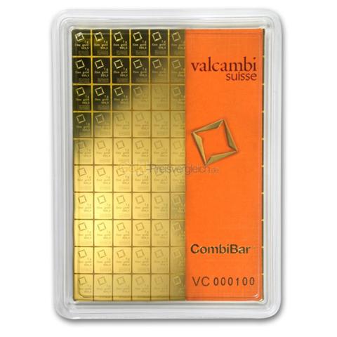Was haltet ihr von Tafelbarren aus Gold?