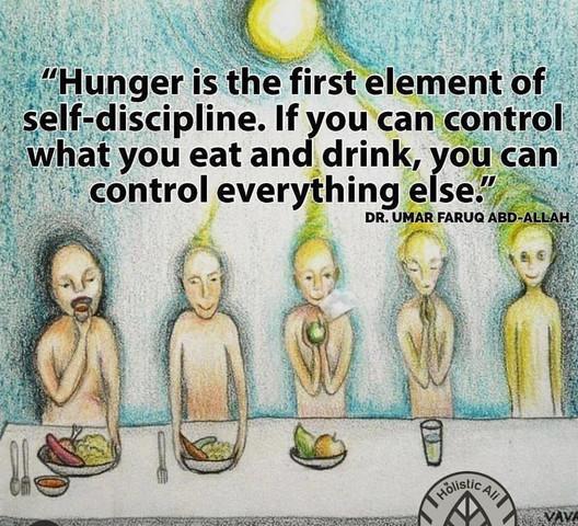 Was hat dieses Bild mit Spiritualität zu tun?