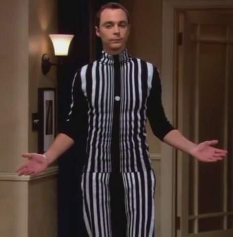 Was hat Sheldon Coopers Kostüm mit dem Doppler Effekt zu tun?