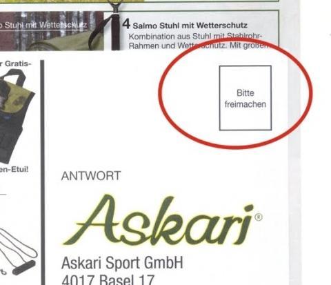 Was Heißt Bitte Freimachen Post Versand Brief