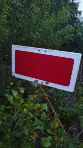 Was heißt dieses Schild/Signal?