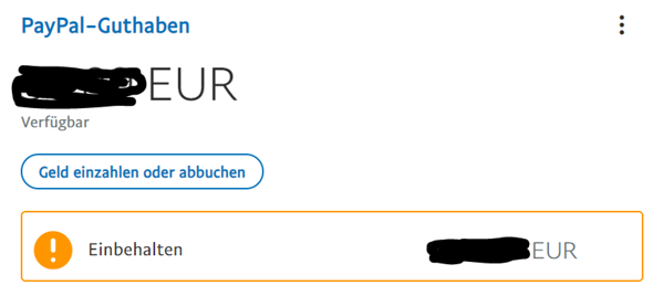 Was HeiГџt Bei Paypal Offen