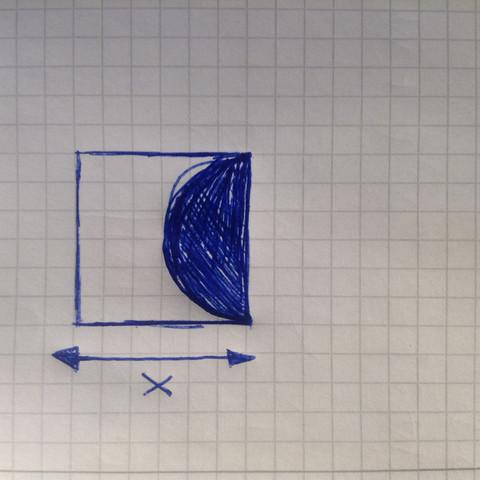 was hei t in abh ngigkeit von x mathe schule mathematik lernen. Black Bedroom Furniture Sets. Home Design Ideas