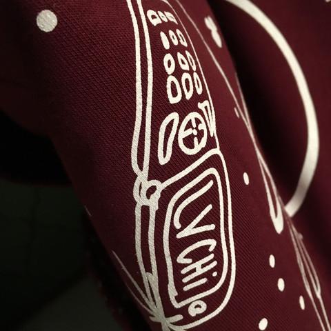 Das ist die Lvrsm-Jacke, da steht auch das was ich wissen will... - (Freizeit, DieLochis, Lvrsm-Jacke)