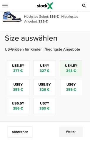 Was ist 37,5 EU size in Us Y?
