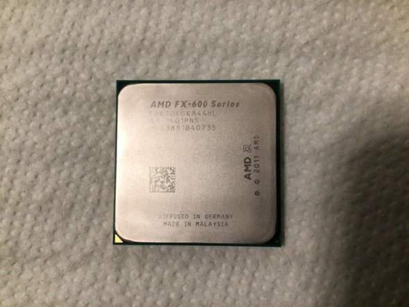 Was ist AMD FX-600 Series?