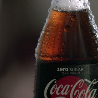 Cola ohne Zucker.  - (trinken, gesund, Cola)