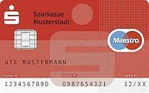 Maestro Card Sicherheitscode