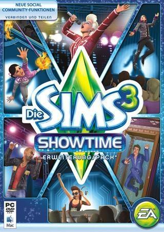 Das Normale - (Sims 3, Katy Perry, showtime)