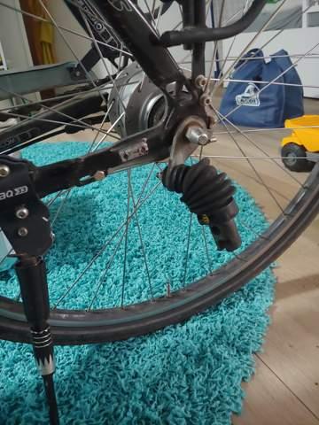 Was ist das am Fahrrad?