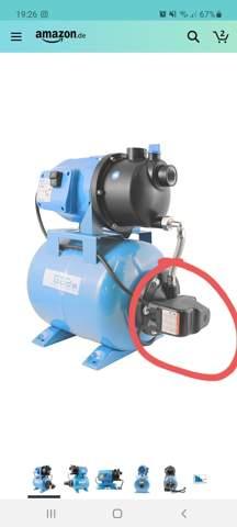 Was ist das an dieser pumpe?