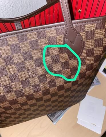 Was ist das an meiner Tasche?