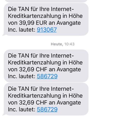 ??????? - (Handy, SMS, Kreditkarte)