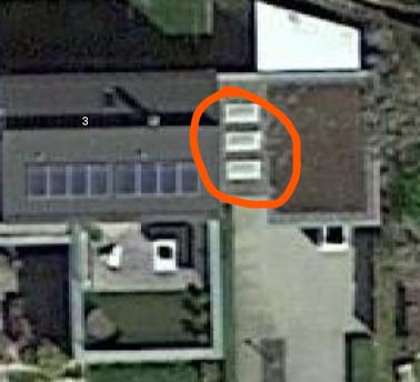Was ist das bei diesem Haus?
