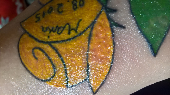 tattoo - (Farbe, Tattoo)