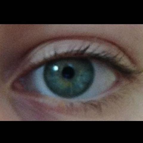 Mein auge - (Augen, blau, grün)