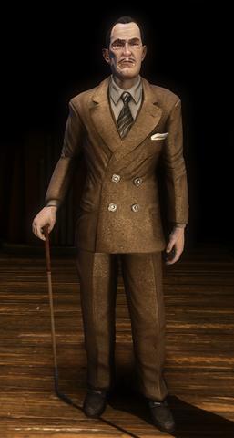 Was ist das für ein Anzug?