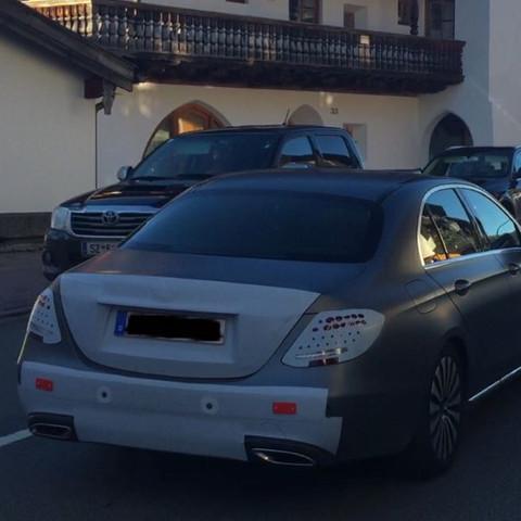Was ist das für ein Auto - (Auto, BMW, Mercedes-Benz)