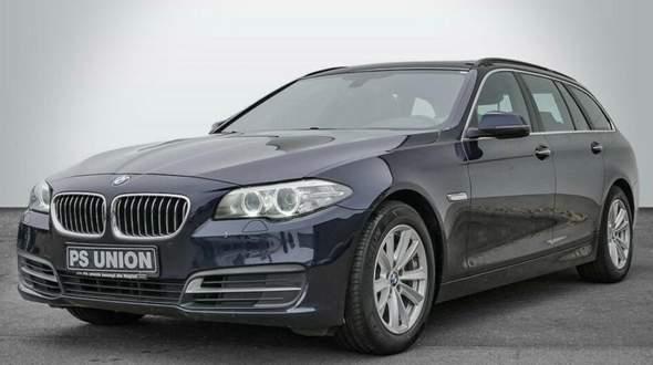 Was ist das für ein BMW 525d?