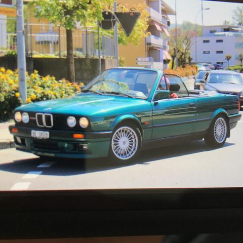 Was ist das für ein BMW Alpina?