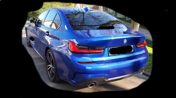Was ist das für ein BMW-Modell auf den Bildern?