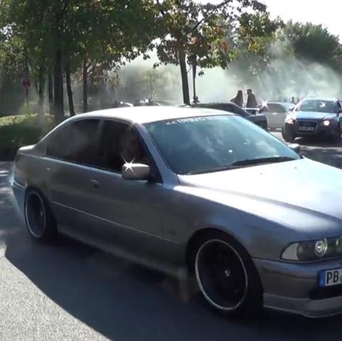 Was ist das für ein BMW? Welche Baureihe?