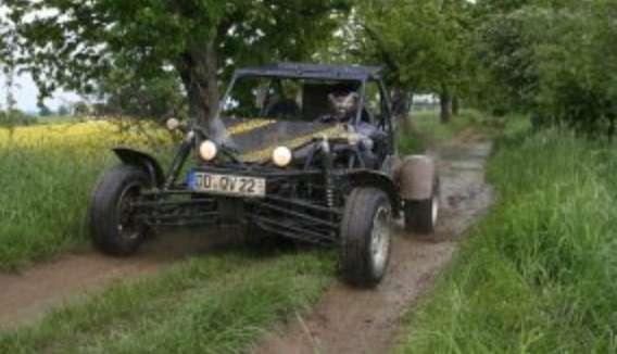 Was ist das für ein Buggy?