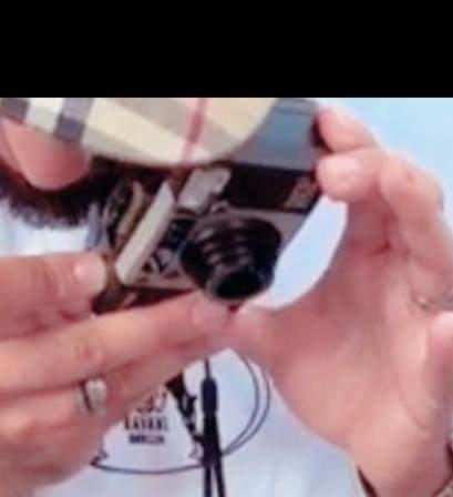 was ist das für ein eine Analoge Point and Shoot Kamera?