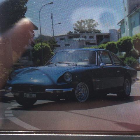 Was ist das für ein Ferrari Oldtimer?