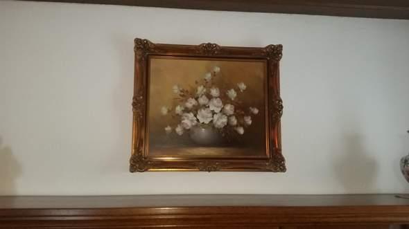Was ist das für ein Gemälde und von wem ist  es?