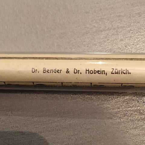 - (Medizin, Thermometer)