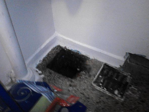 Was Ist Das Für Ein Loch In Meinem Badezimmer? (Gestank