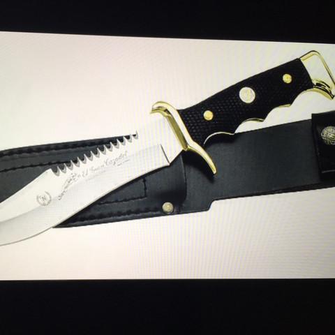 Es geht um dieses Messer - (Deutschland, Gesetz, Waffen)