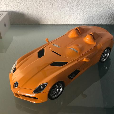 Mercedes ... ? 1:18 Minichamps  - (Auto, Auto und Motorrad, Modellbau)