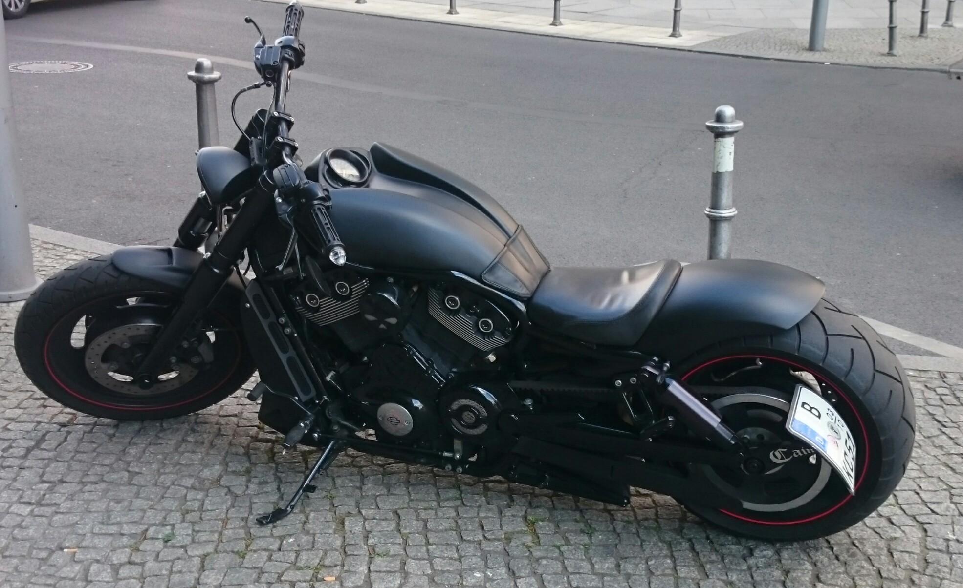 was ist das f r ein motorrad bild chopper. Black Bedroom Furniture Sets. Home Design Ideas