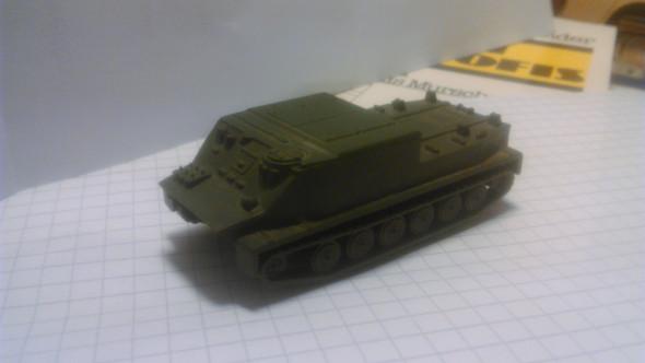 Das ist der Panzer - (Russland, Modellbau, Militär)