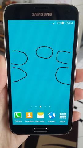 Displayschaden - (Handy, Samsung, Reparatur)