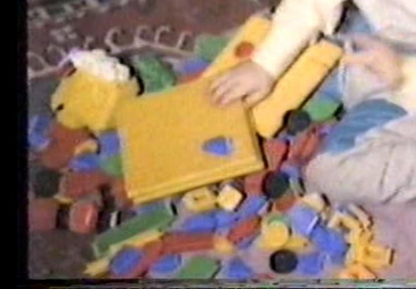 Was ist das für ein Spielzeug aus dem 80er?