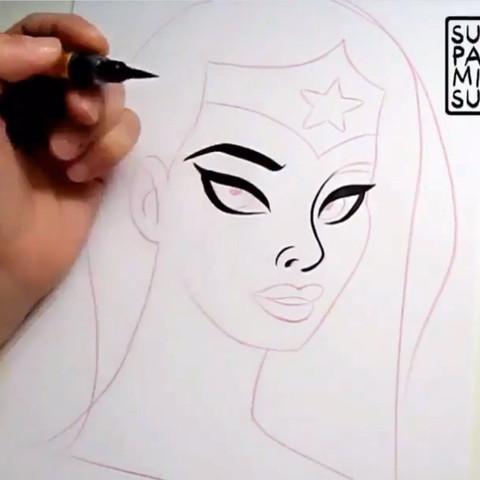 Footoo 2 - (zeichnen, schwarz, Zeichnung)