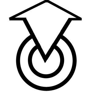Das Symbol - (Freizeit, Waffen, Symbol)