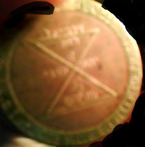 123 - (Symbol, Esoterik, Okkultismus)